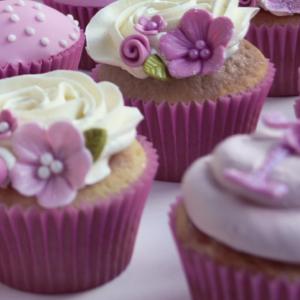 Girls 1st Birthday Cakes /cupcakes
