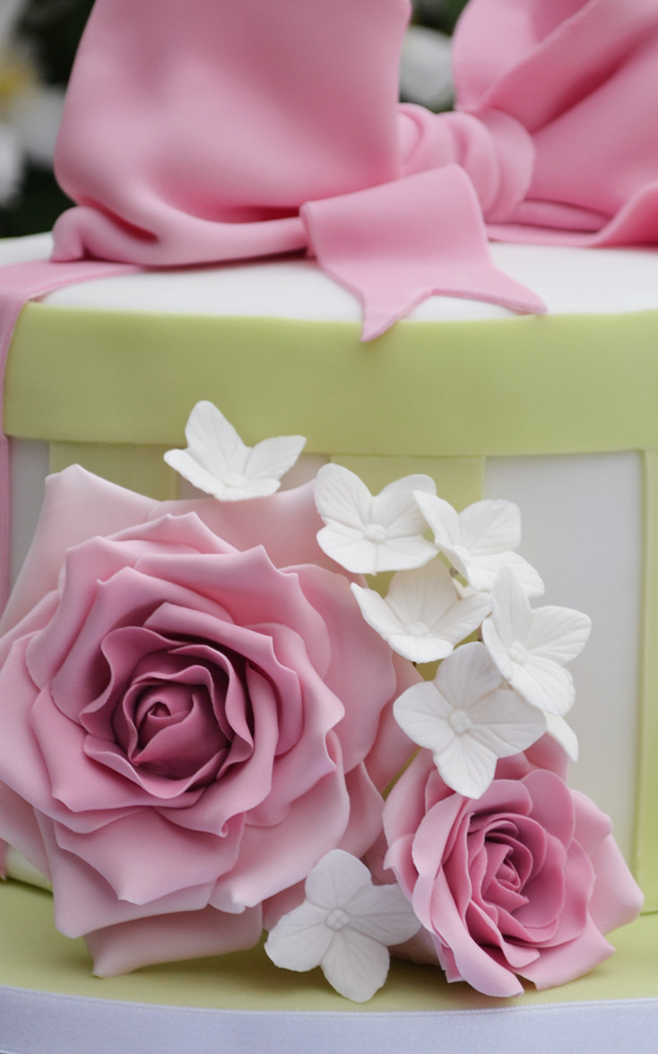 Vintage Cake - Bespoke Birthday Cake & Cupcakes For All Occasions.