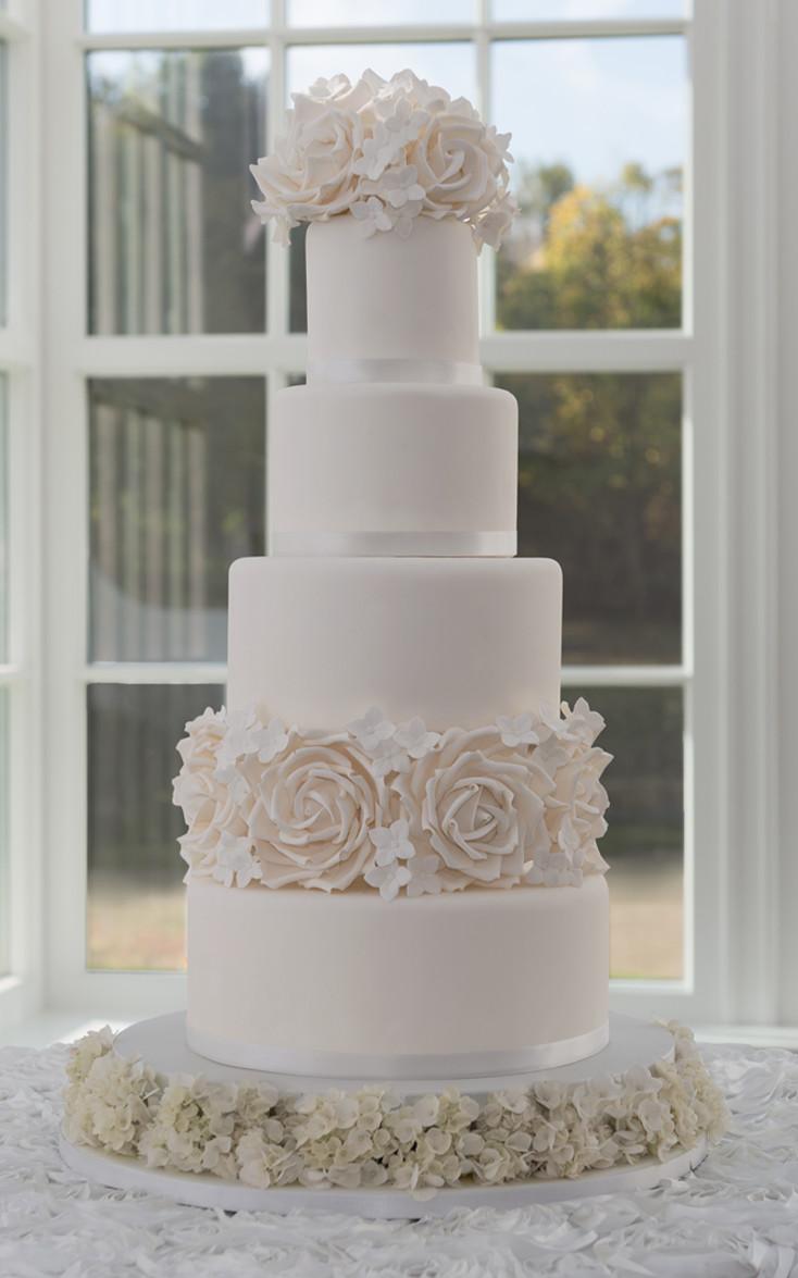 Modern Wedding Cakes Uk