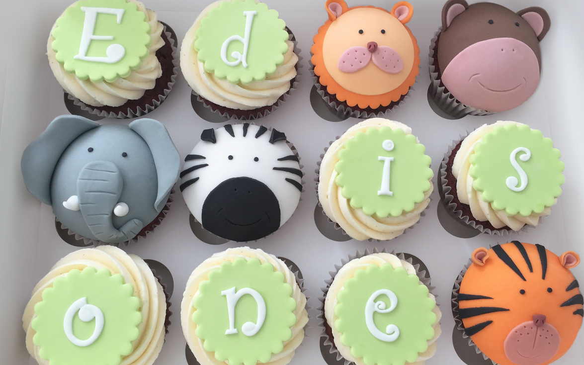 Magnificent 1St Birthday Cake Bespoke Cupcakes Favours For All Occasions Funny Birthday Cards Online Elaedamsfinfo