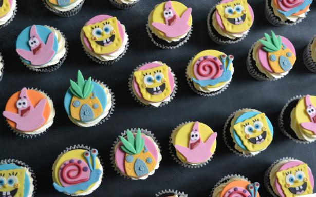 Spongebob Cakes