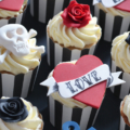 tattoo cupcake tower close up-1