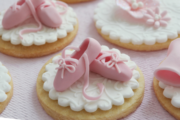 Ballerina Party Favours