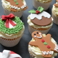 christmas-cupcakes-close-up