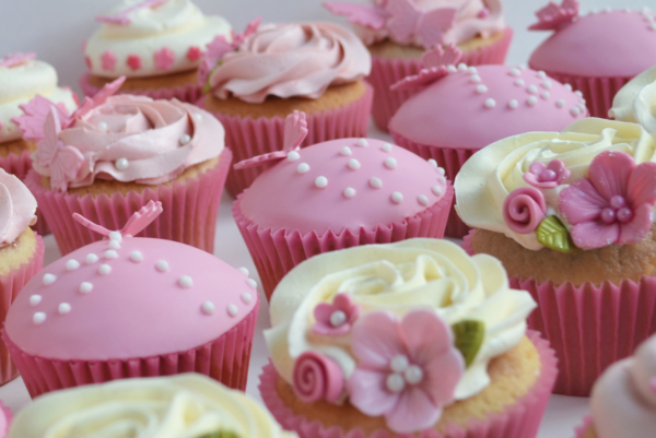 Baby Shower Favours for a girl