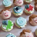horird-henry-cupcakes