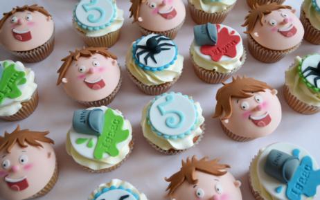 Horrid Henry Birthday Cakes