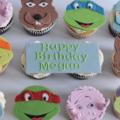 TMNT cupcakes-1
