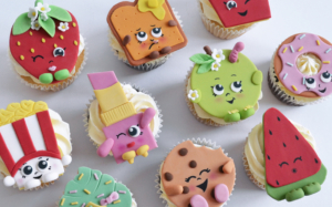 shopkins birthday cakes
