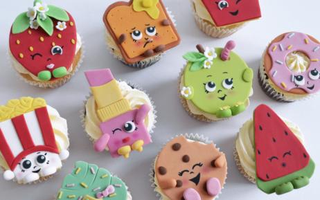 shopkins birthday cakes