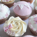 Girls Baby Shower Cupcakes 2