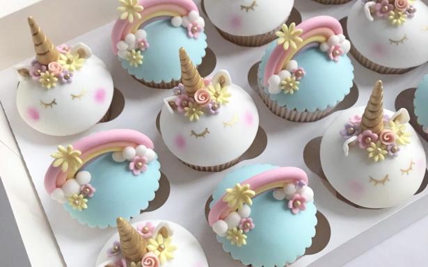 Unicorn Cake Cupcakes Birthday Cakes Baby Shower Cakes