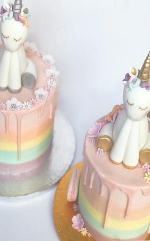 Unicorn Birthday Cake St helens