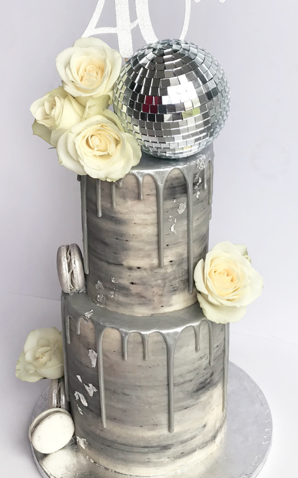 40th cake studio 54