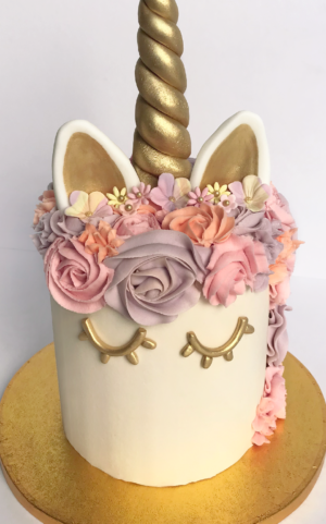 Unicorn Party cake